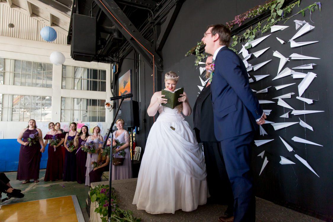 Stacey and Greg's Wedding