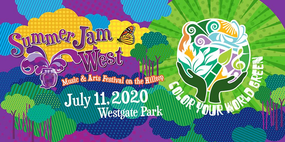The Simba Jordan band to perform at Summer Jam West!