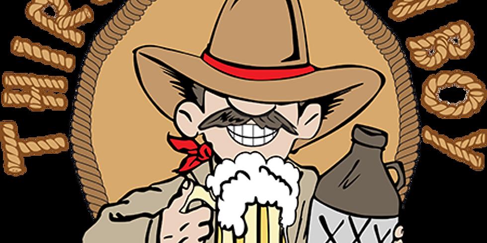 Simba Jordan Back at The Thirsty Cowboy!