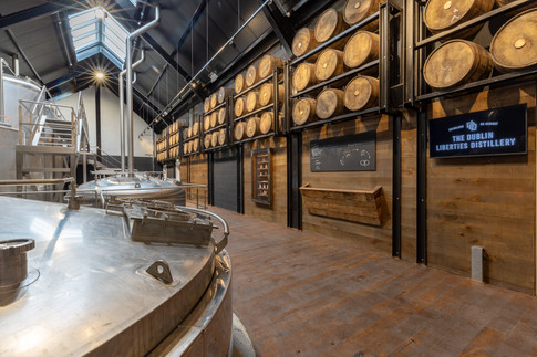 Liberties Distillery Dublin