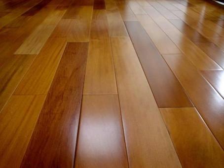 Porque piso de madeira maciço ? Veja as vantagens