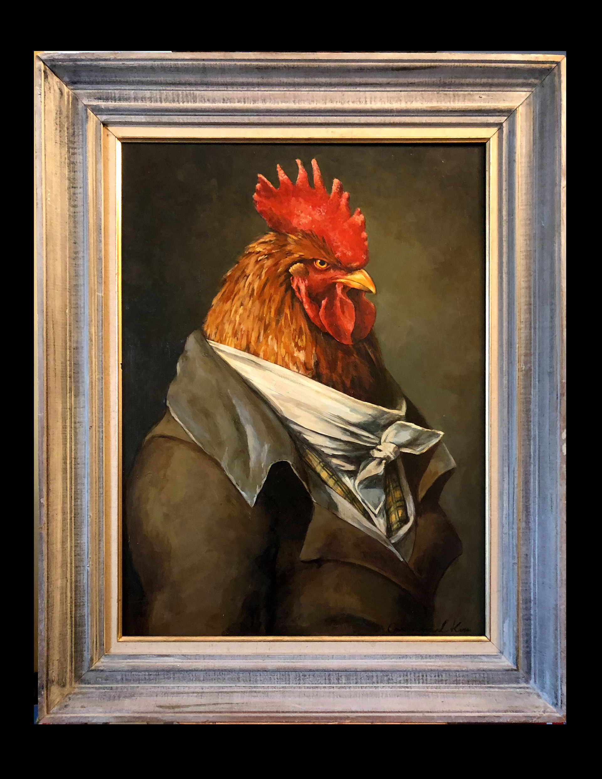 """The Arrogant Rooster"""