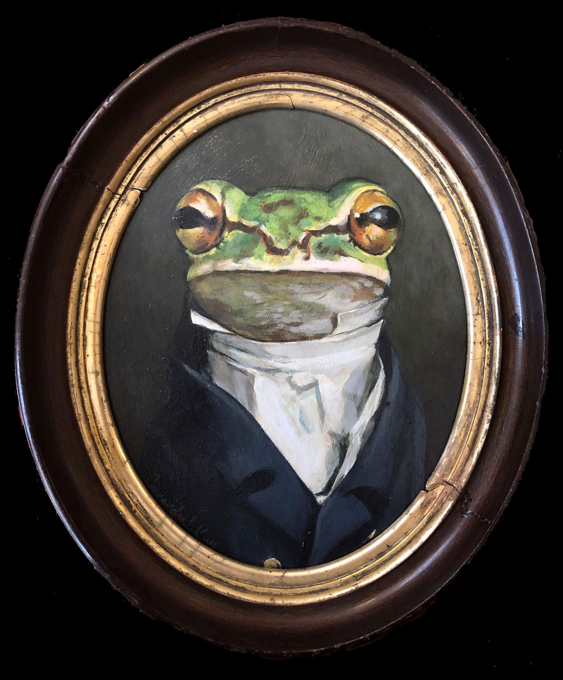 """""""Benjamin the Frog"""""""
