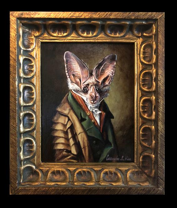 """""""Portrait of a Bat"""""""