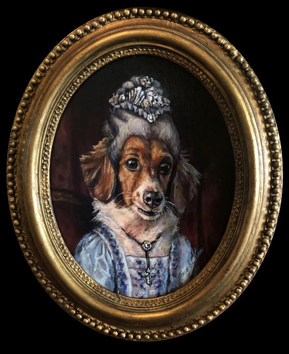 The Duchess of Dachshund