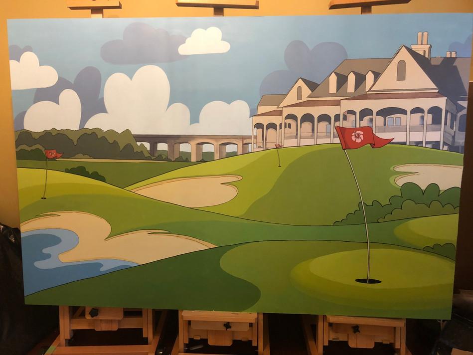 Trader Joe's Meets Lansdown Golf Course