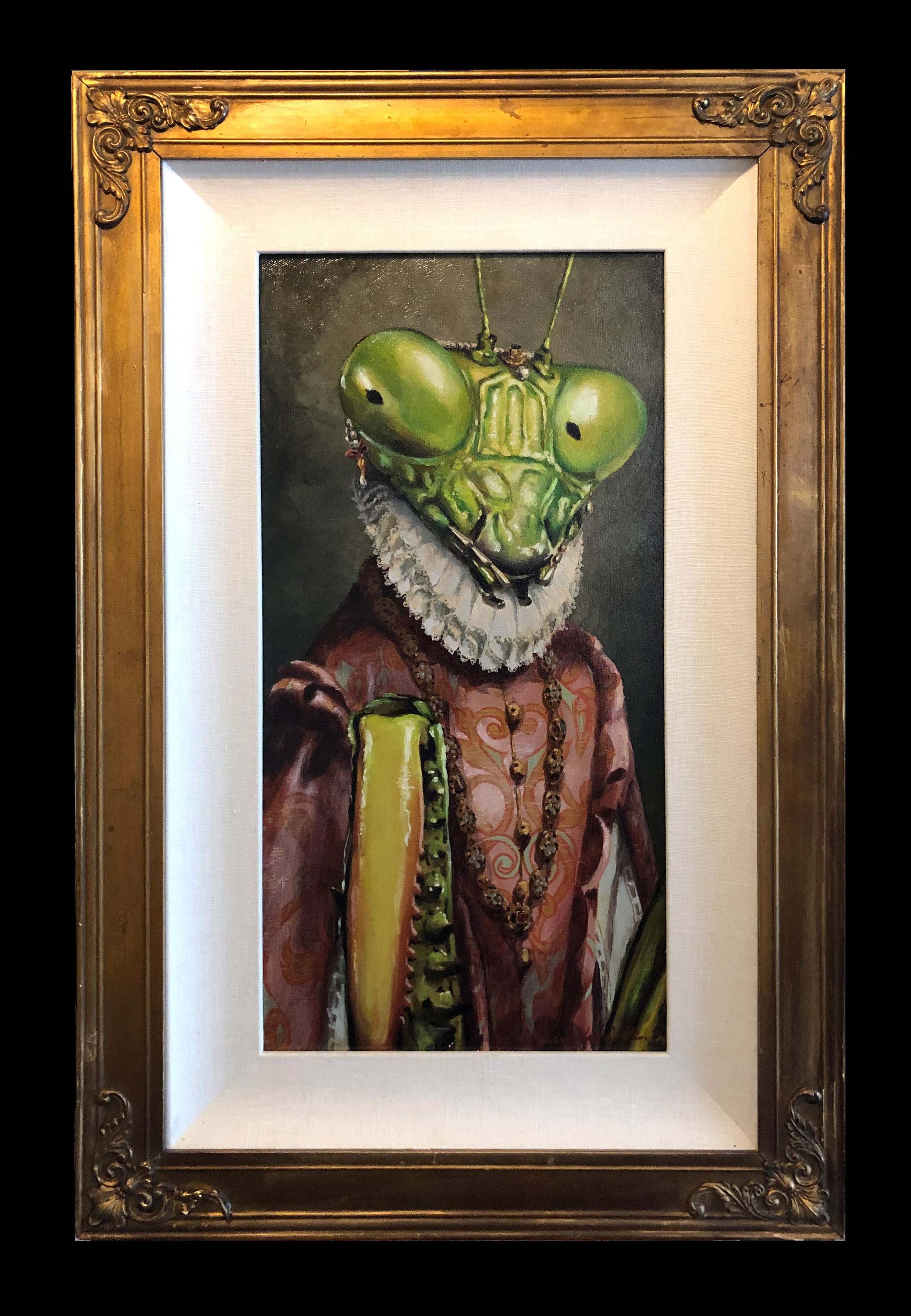 """Lady Mantis"""