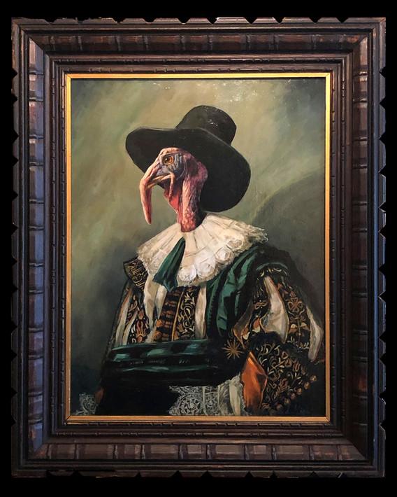 """""""The Cavalier Turkey"""""""