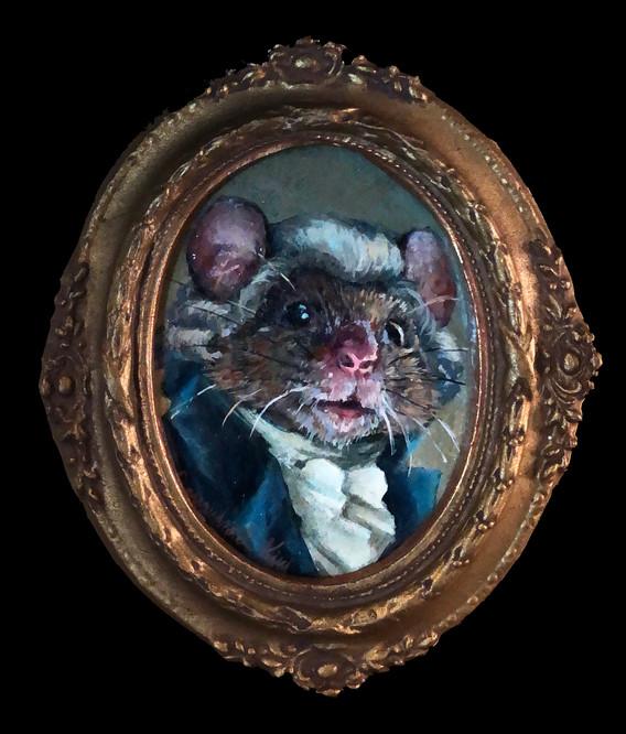 """""""Monsieur Mouse"""""""