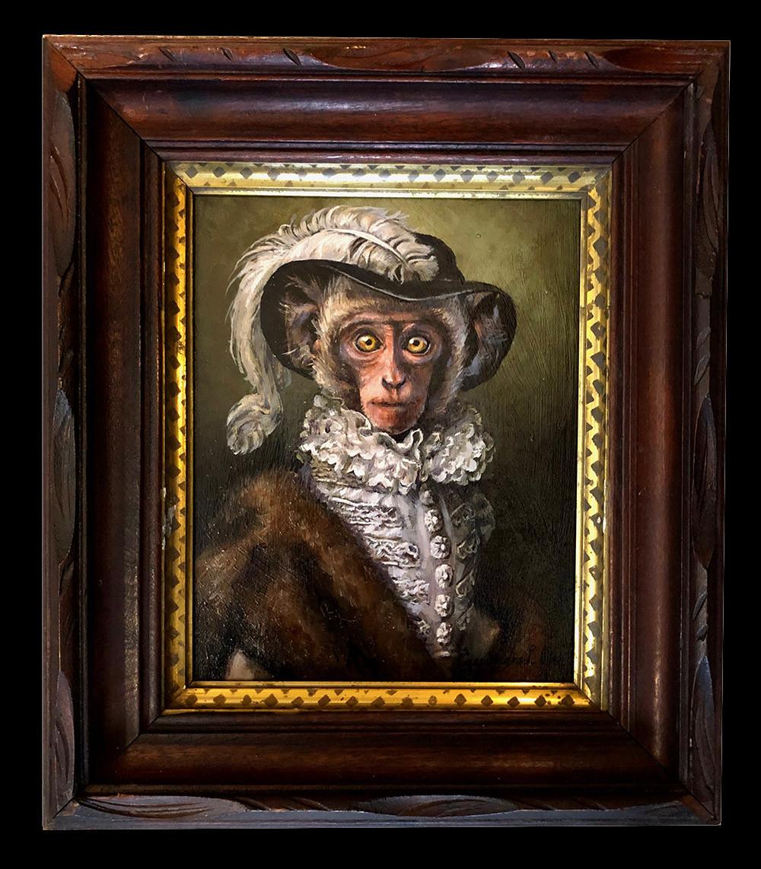 """""""Caroline of Macaque"""""""
