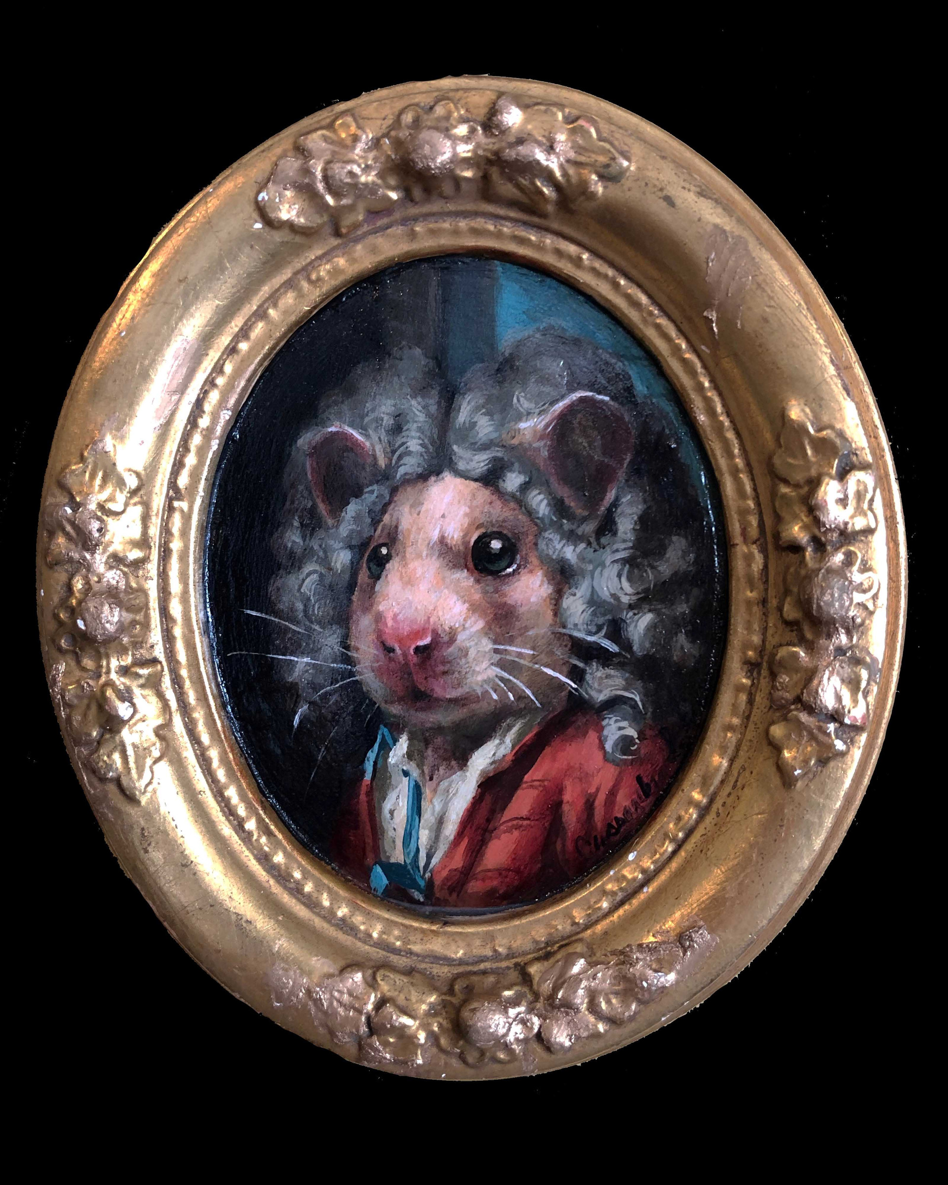 """Monsieur Hamster"""