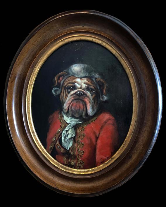 """""""The English Bulldog"""""""