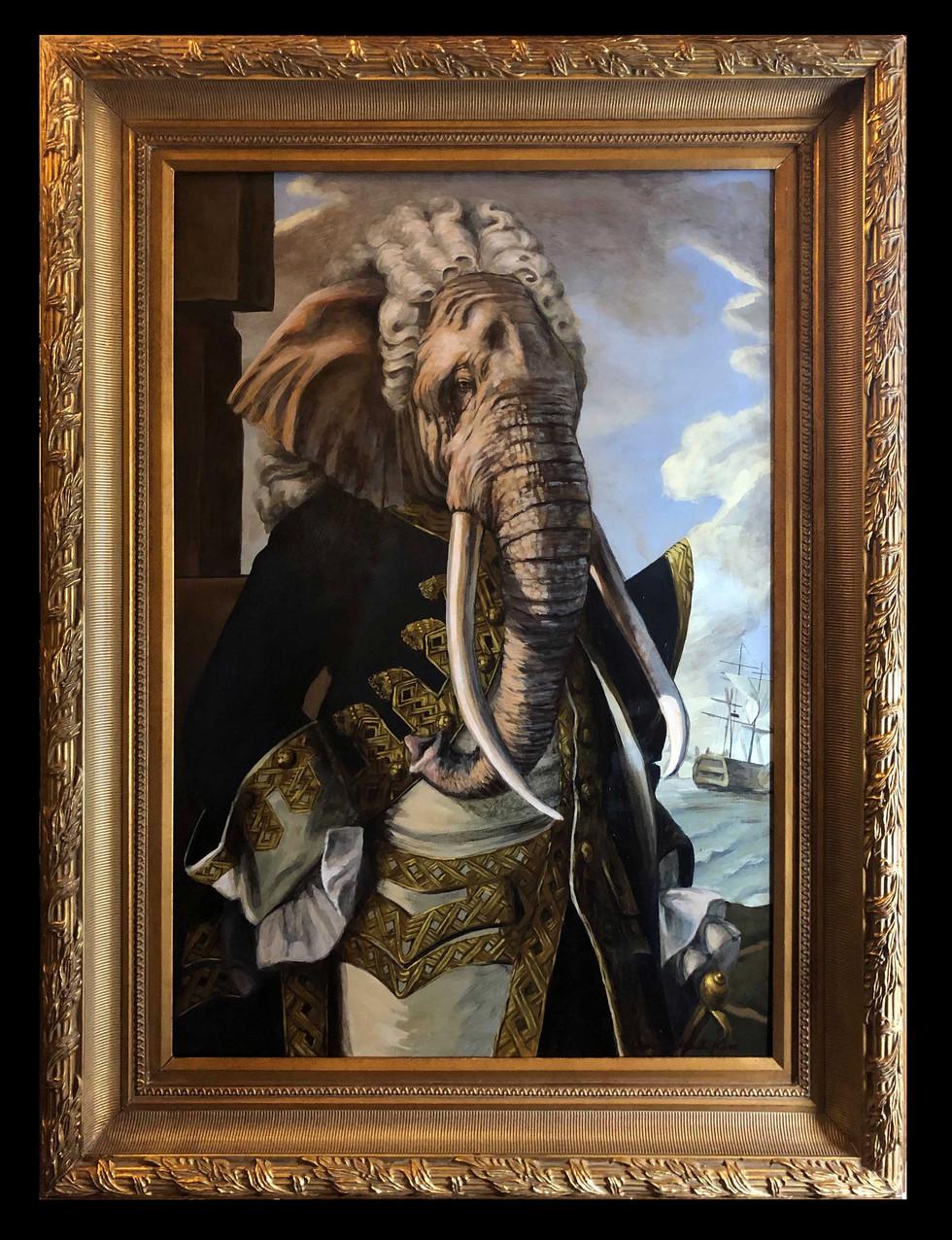 """Admiral Elephant"""