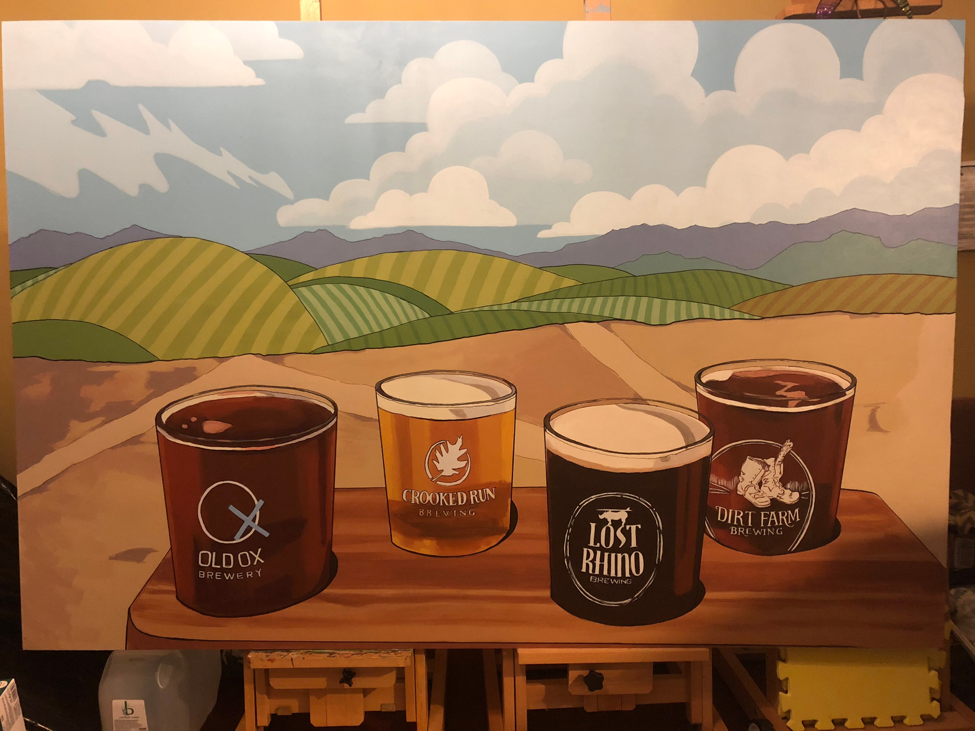 Trader Joe's Meets Local Breweries