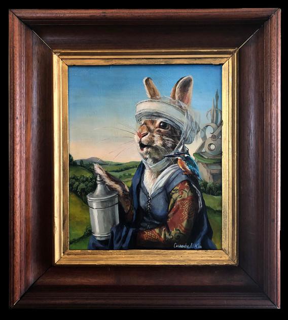 """Hieronymus' Hare"""