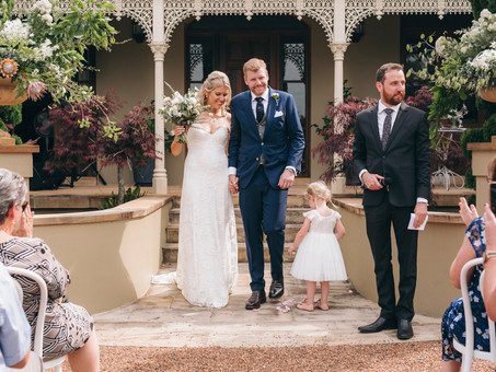 Treasured ways to incorporate your children in your wedding day