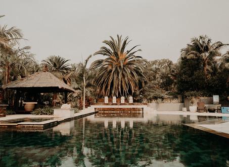 A Tropical Summer Soirée in Heaven