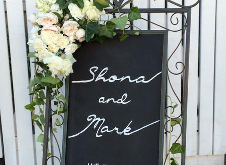 A 20th Wedding Anniversay