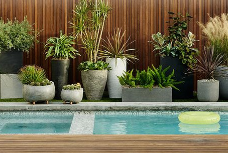 STYLE YOUR POOL DECK LIKE A PRO!