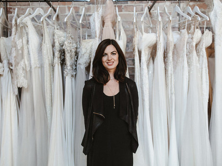 5 minutes with Moira Hughes Couture