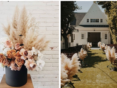 Wedding Trends You'll See Everywhere This Spring