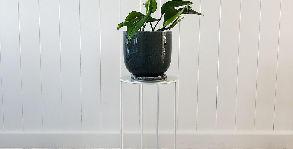 DEVILS WITH PLANT STAND