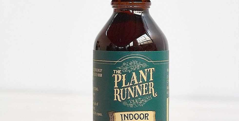 PLANT RUNNER - INDOOR PLANT FOOD