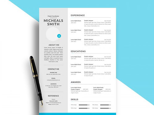 Professional Expansion Resume Package