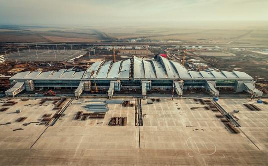"""Международный аэропорт """"Платов"""""""