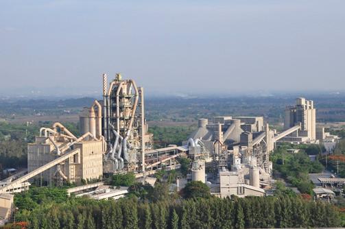 """Цементный завод """"Новоросцемент"""""""