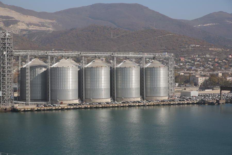 Новороссийский зерновой терминал