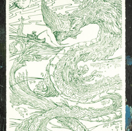 The Lake Chelan Serpent - Tuk Morrisson