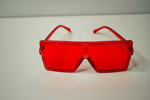 Square Love Red Shades