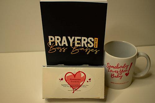Prayers for the Boss Babe w/Tea & Mug