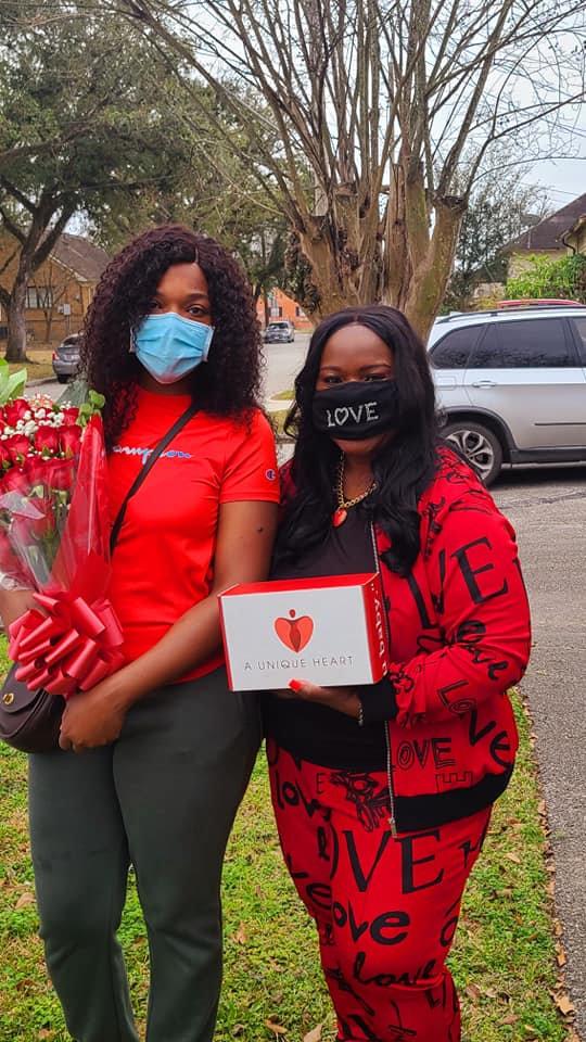 Self-Love Care Package W/Love in a Box