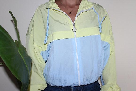 Blok Renkli Sweatshirt