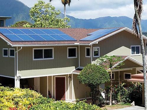 Usina de Geração de Energia Solar ongrid com geração de 500/520kw