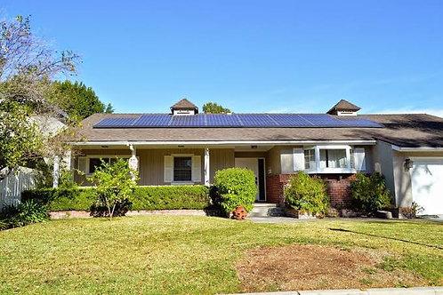 Usina de Geração de Energia Solar ongrid  com geração de 1350/1380kw