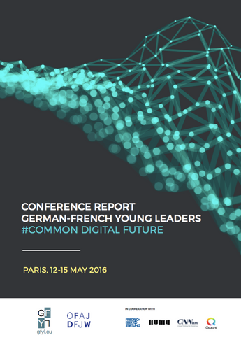 Publication of Conference Report