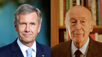 A former Président and Bundespräsident as Patrons for GFYL 2017