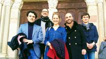 A weekend with Œufs en meurette, a Book Fair and local politics in Autun