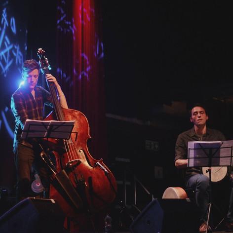 Rhys Lovell London Jazz Festival Layale Chakar