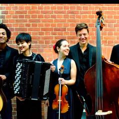 Rhys Lovell The Nuevo Tango Quintet
