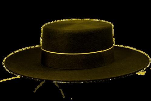 Sombrero Cordobés Verde Kaki