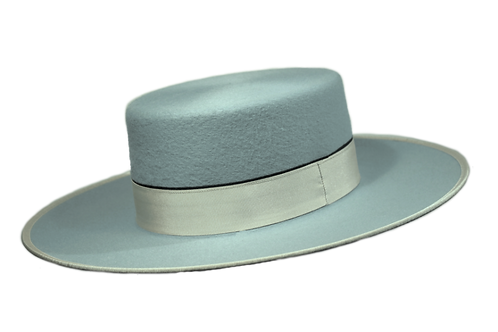 Sombrero Cordobés -celeste