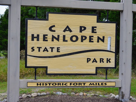 Walk The Point @ CHSP Field Trip February 20