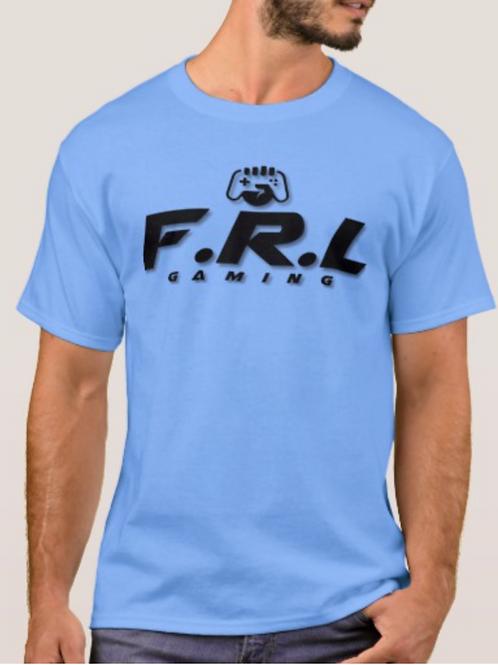 F.R.L Gaming Blue T-Shirt