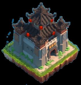 Rise of Kingdoms Castle