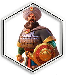 Rise of Kingdoms Commander Baibars