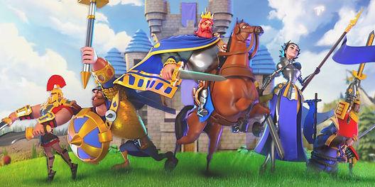 Rise of Kingdoms alliance